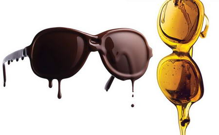Chocolate or Honey-Dipped Sunglasses
