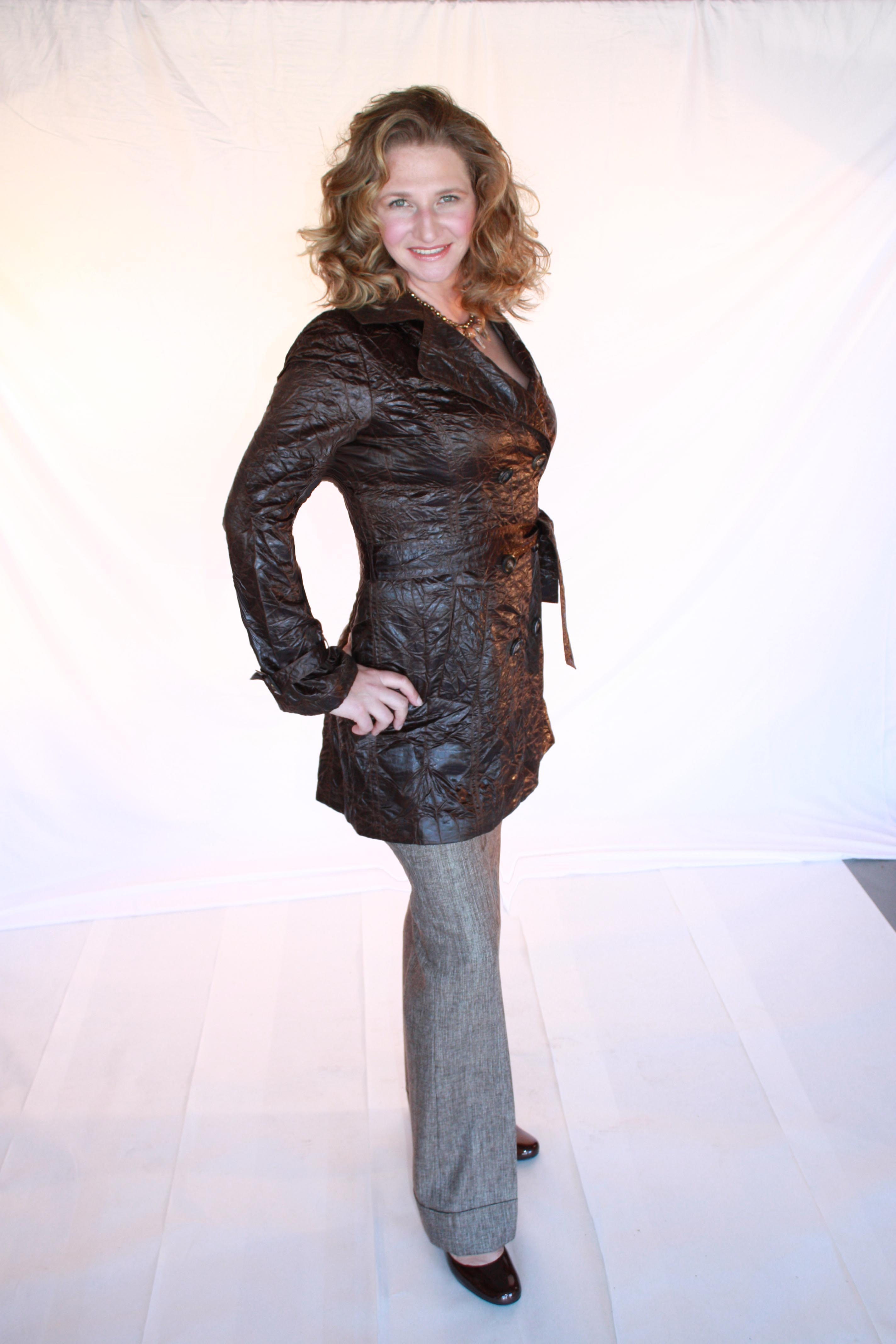 Bianca Stark-Falcone, certified image consultant