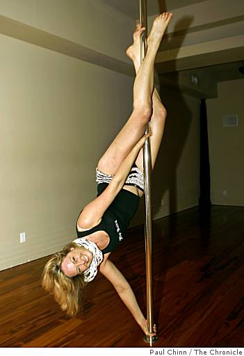 pole photo (35 pounds ago though)
