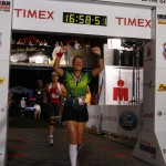 ironman finish photo