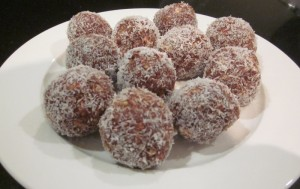 Chocolate-Coconut-Protein-Balls