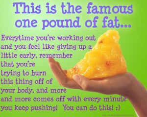 pound of fat
