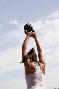 crossfit kettlebell swing